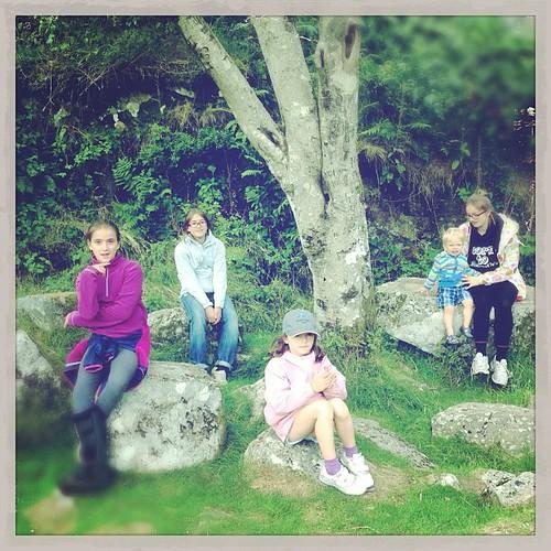 At the haytor quarry #dartmoor
