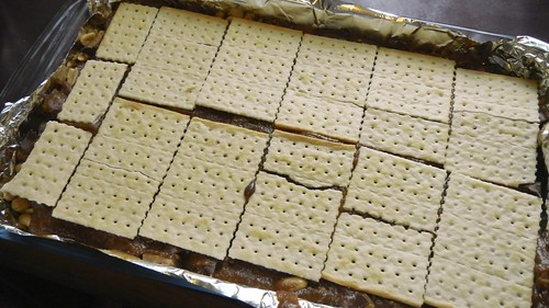 Salty Caramel Nut Squares 23