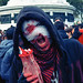 Zombie  Walk - Argentique