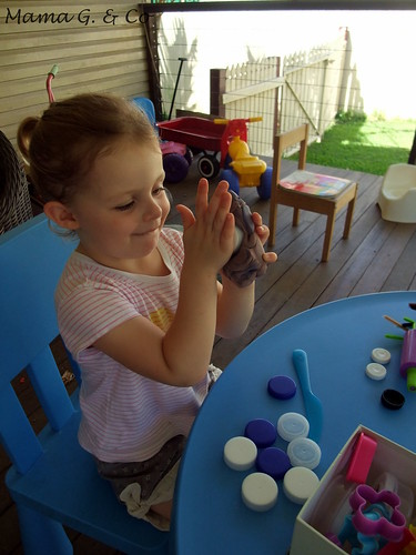 Activity a day #1 - Playdough (5)
