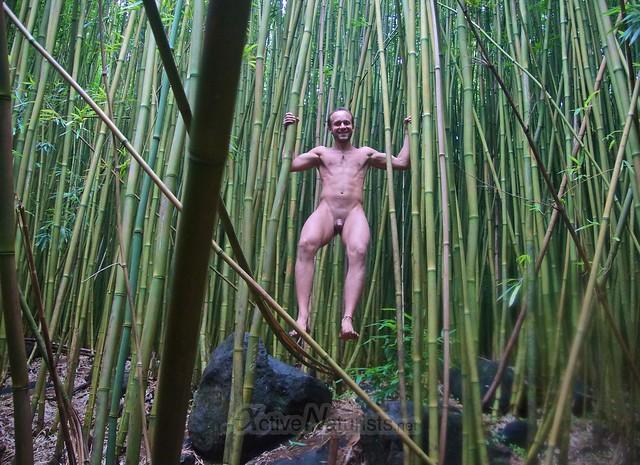 naturist 0009 Na'ili'ili-haele, Maui, Hawaii, USA