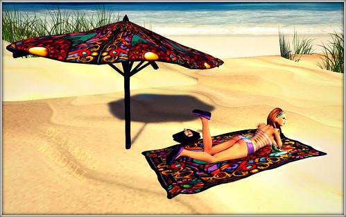 Reliquia Tropical Beach Set