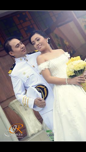 Wedding: Asidera + Villamor (3/6)