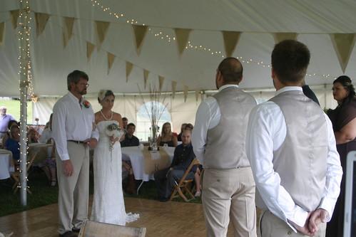 08 McSwain & Rodarte Wedding, Strawberry Plains, TN