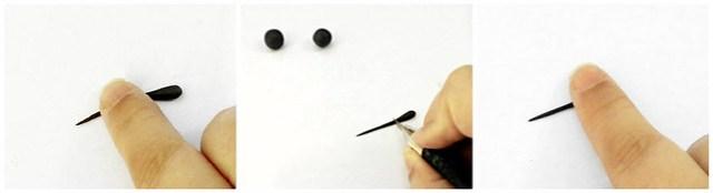 Panda fimo tutorial 05