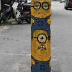 Georgetown street art- painted 26
