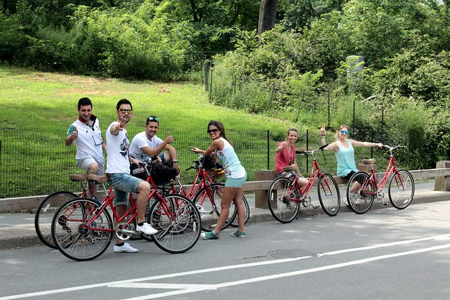 Italy Loves #bikeNYC
