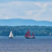 Sailing,.