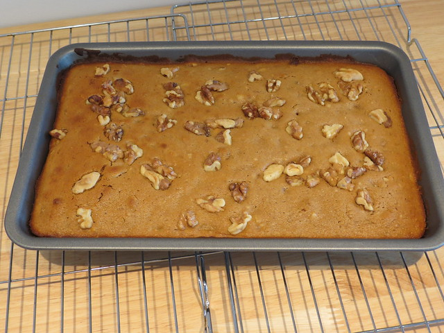 Cooking: Miso Walnut Brownies