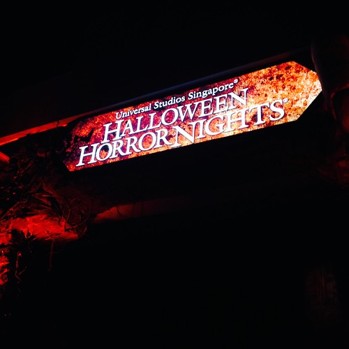 Singapore Lifestyle Blog, nadnut, Halloween Horror Nights