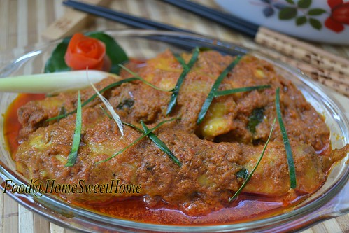 Kapitan Curry Chicken Christine Choy