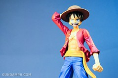 Monkey D. Luffy - P.O.P Sailing Again - Figure Review - Megahouse (28)