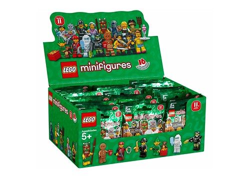 71002 LEGO Minifigures Series 11 org3