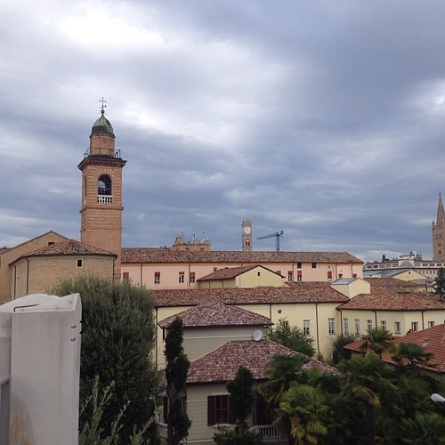 San Pellegrino, Torre Civica, San Mercuriale FORLI' #nofilter #igersfc #campusdiforli #viaggioinromagna #forli