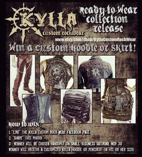 Kylla Custom Rock Wear