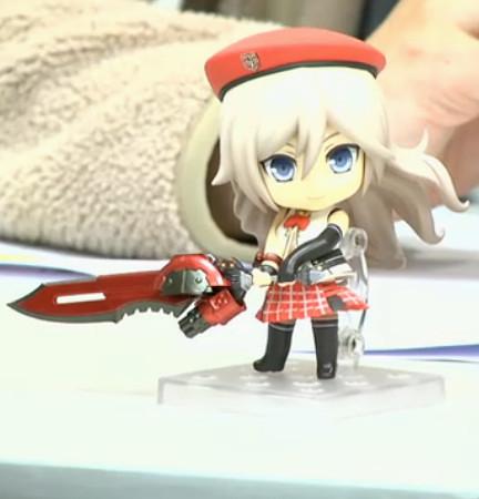 Nendoroid Alisa