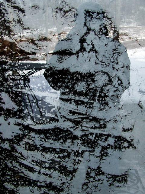 frosty window 1