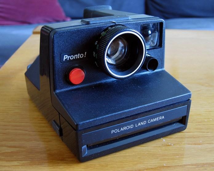 Polaroid Pronto!
