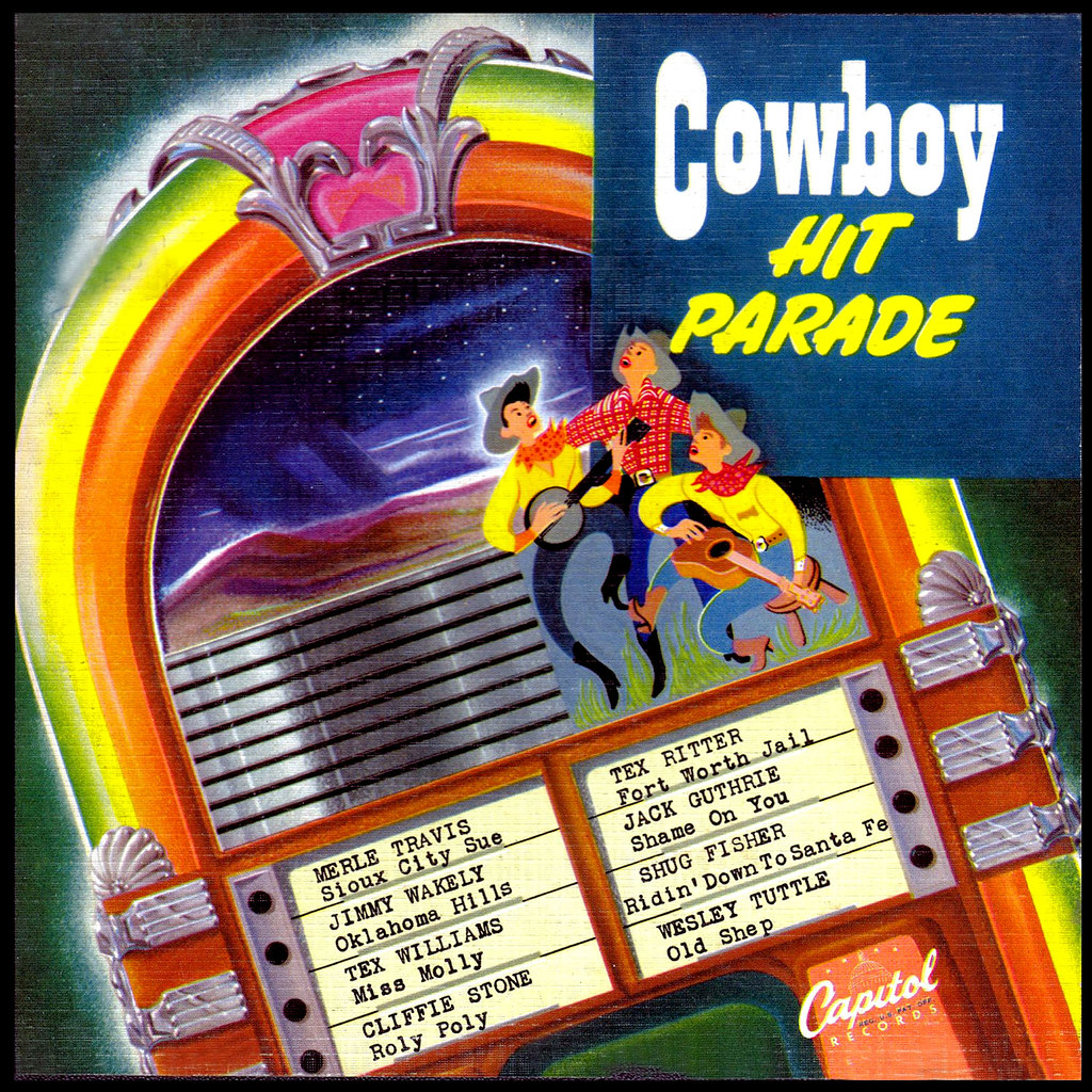VA - Cowboy Hit Parade
