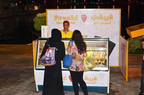 Freshi Porto Marina Egypt by Freshi Ice Sticks Jeddah Saudi Arabia