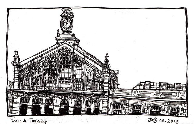 Tourcoing railway station