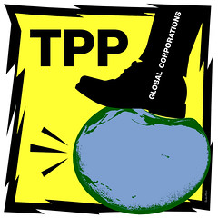 Stop TPP -  Total Peasant Pacification