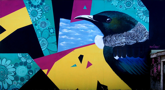 """Tui"" by Charles & Janine Williams"