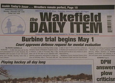 Burbine Trial Date Set