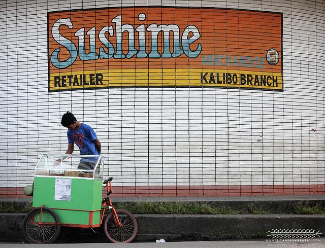 AKO Photowalk 2013 Sushime Merchandise Kalibo Aklan