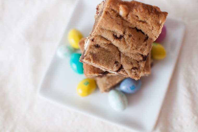 Loaded Peanut Butter Cookie Bars 2