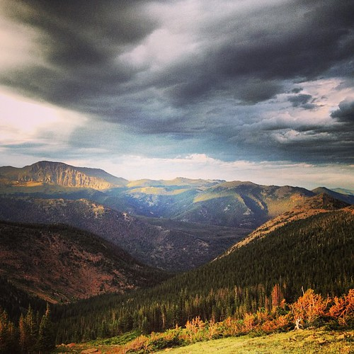 Colorado Rockies this fall by @MySoDotCom