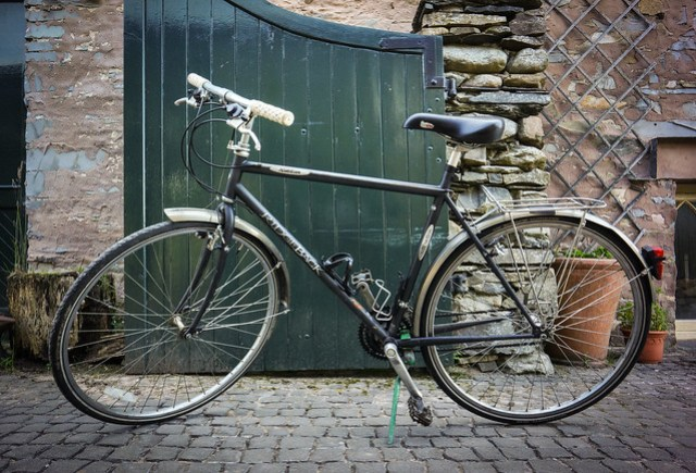 (Almost free) complete bike