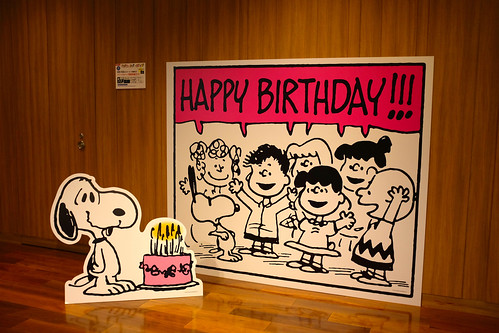 Happy Birthday Snoopy!