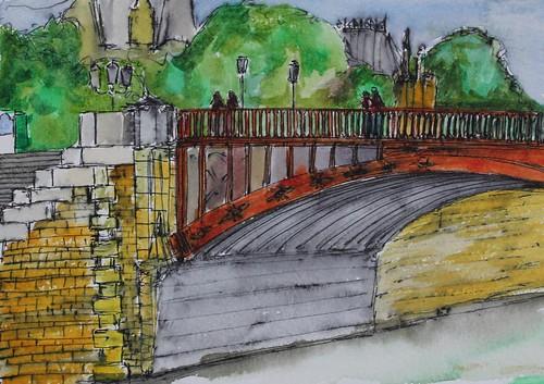 Pont au Double 3rd Sept 2013