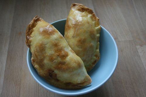 empanadas by the james kitchen