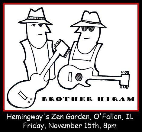 Brother Hiram 11-15-13