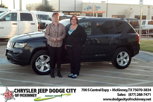 Dodge City McKinney Texas Customer Reviews and Testimonials-Carol Rabb by Dodge City McKinney Texas