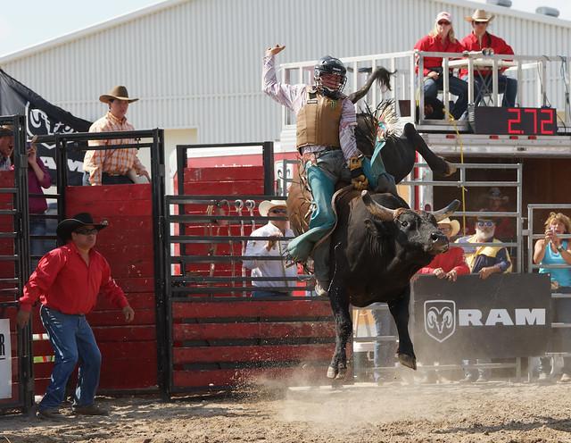 Rodeo Cowboys Orangeville Rodeo