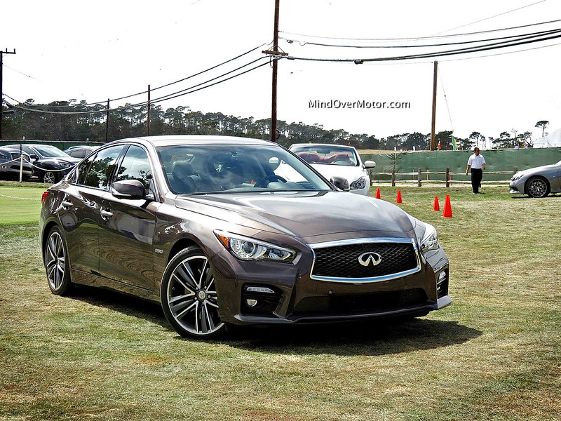 2014 Infiniti Q50 S Hybrid reviewed by Mind Over Motor