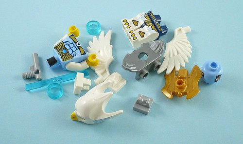 LEGO Legends of Chima Oficjalny Magazyn 2013-01 05