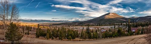 Buena Vista | Snow Mountain Ranch near Winter Park CO | October 2013 by Somnath Mukherjee Photoghaphy