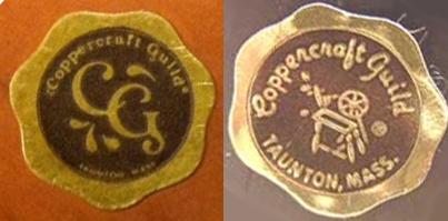 Coppercraft seal