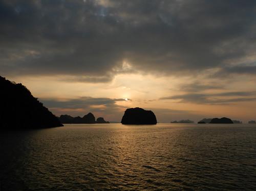 Halong Bay Sunrise