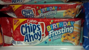 Awe Inspiring Coming Soon Limited Edition Chips Ahoy Birthday Cake Frosting Funny Birthday Cards Online Fluifree Goldxyz