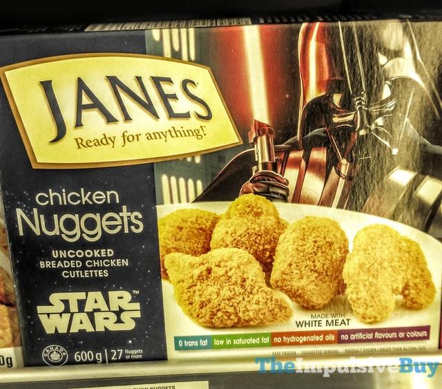 Janes Star Wars Chicken Nuggets