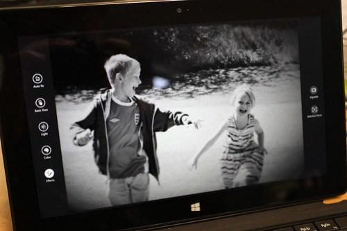 Photo editing in Windows 8.1