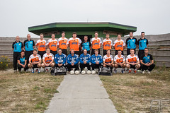 Handbal eredivisionist Hurry-Up 2013-2014