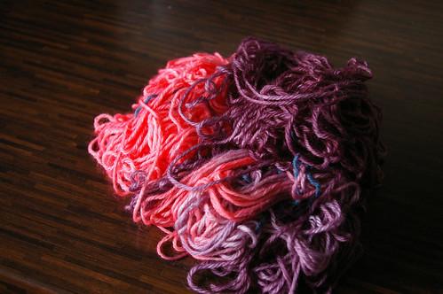 Kool Aid Dyeing - 7