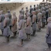 China - Xian - Terracotta Army - 22