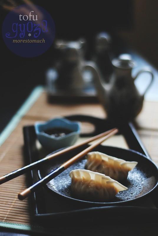 Tofu Gyoza